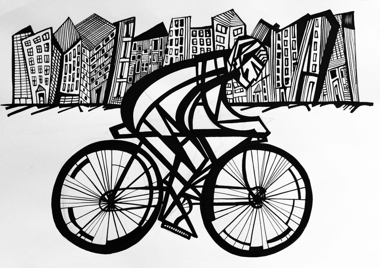 The Cyclist 3 - Image 0