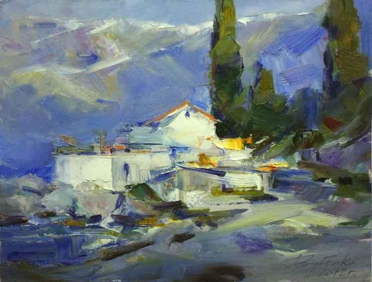 Crimean sketch -