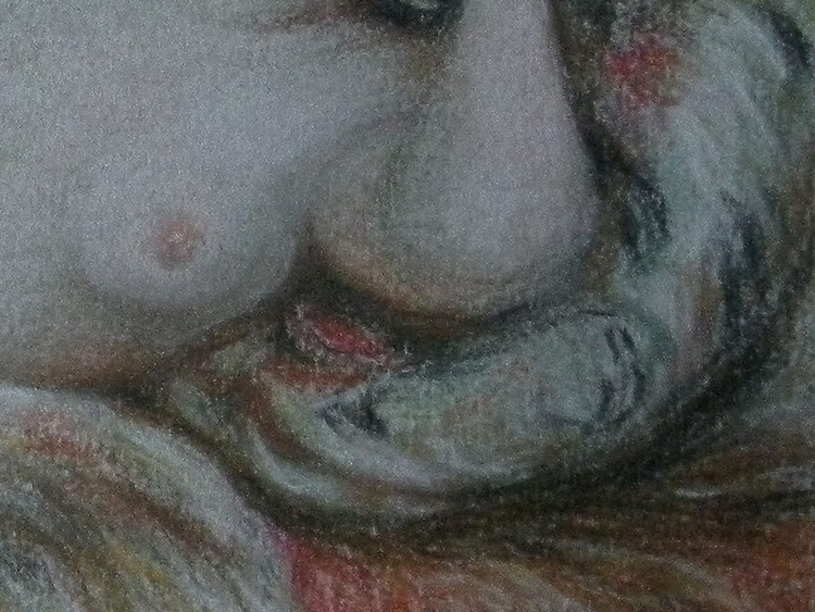 """After Renoir's painting """"Large Nude"""" - Image 0"""