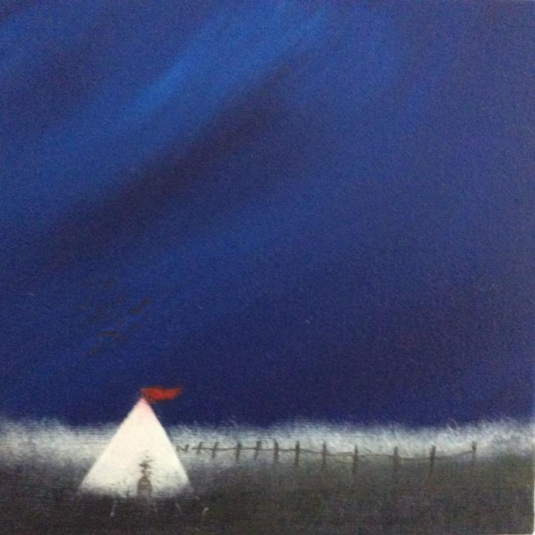 """"""" nomads land """" ( miniature size) - Image 0"""