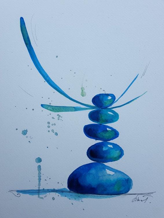 Blue Zen - Image 0