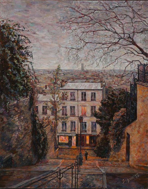 View from Montmartre - Image 0