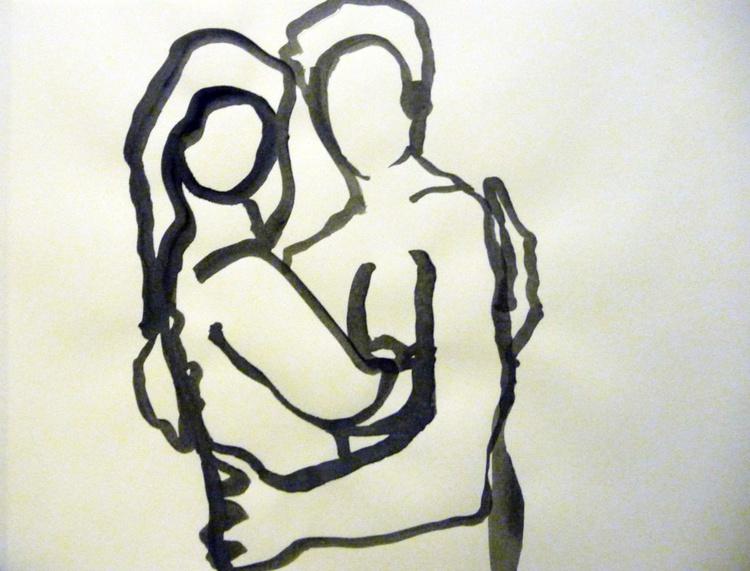 1 Line - My sweetheart - Image 0
