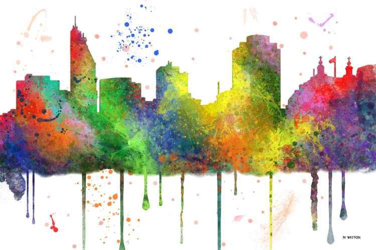 Cincinnati Skyline MCLR1 -