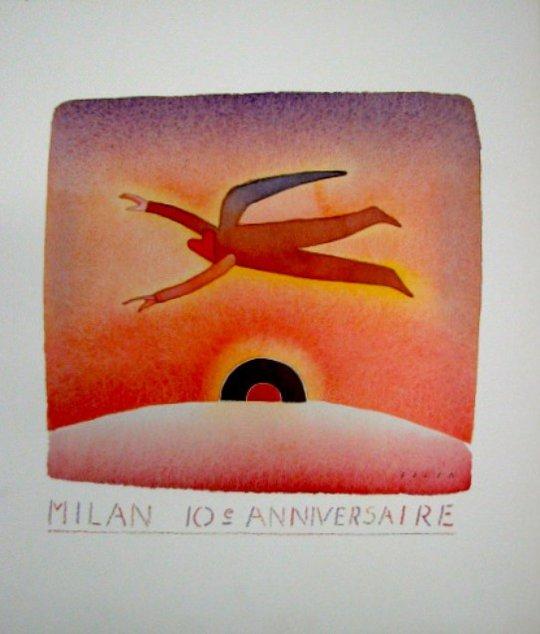 Milan 10ème Anniversaire