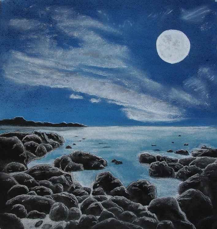 Moonlit Bay -