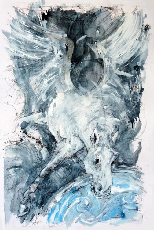 Pegasus and Planet - Image 0