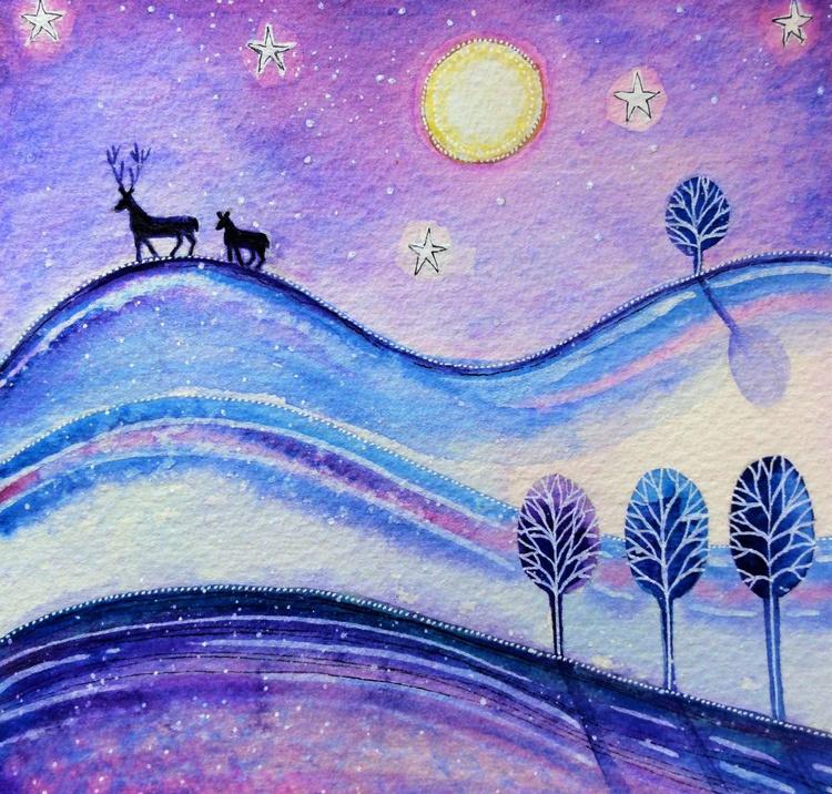 Winter Moon - Image 0