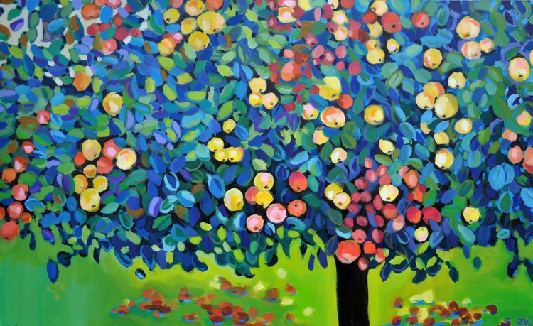 The Apple tree 2 (SOLD) - Image 0