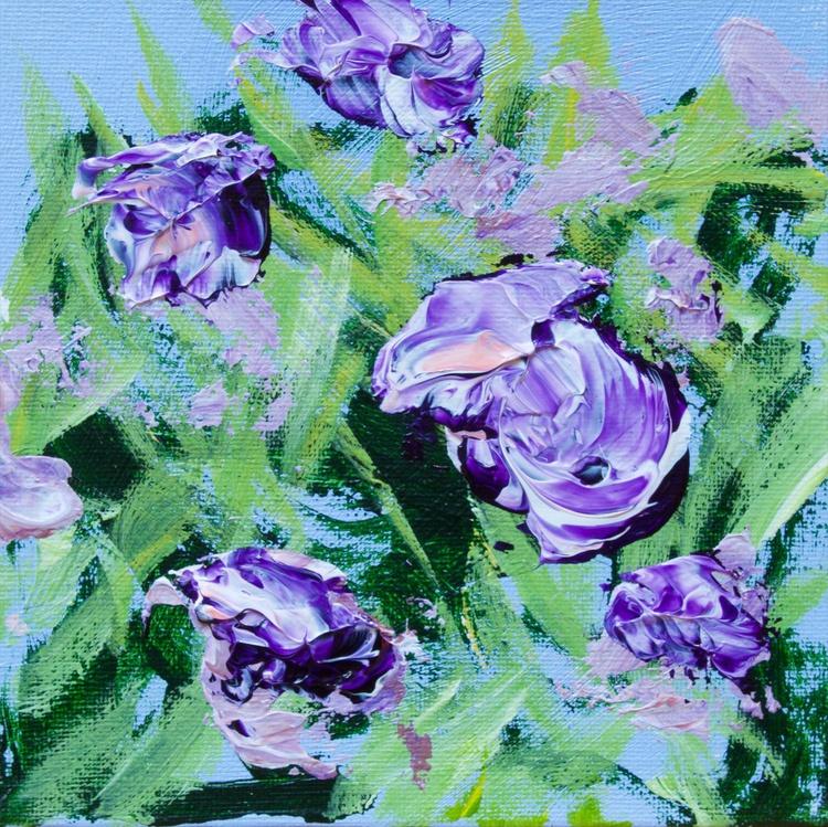 Ville Lante Garden 6 x 6  inches - Image 0