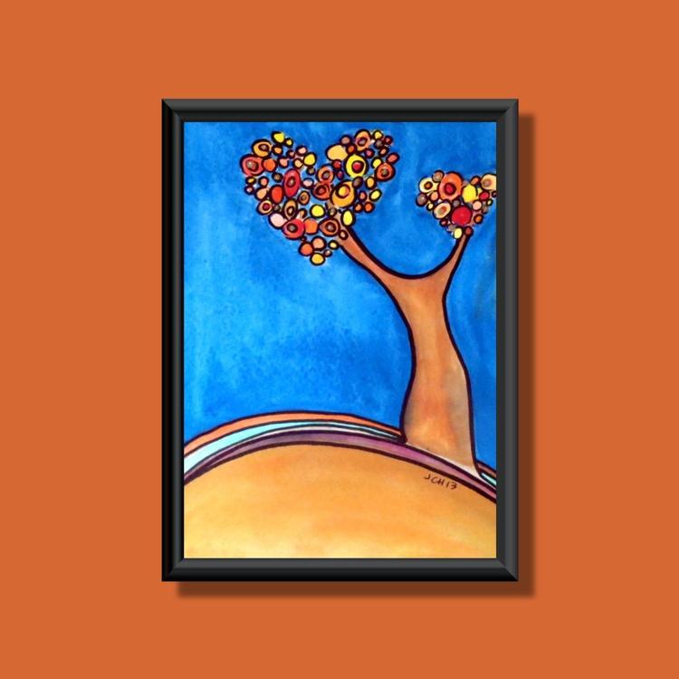 Mini Heart Tree - Image 0