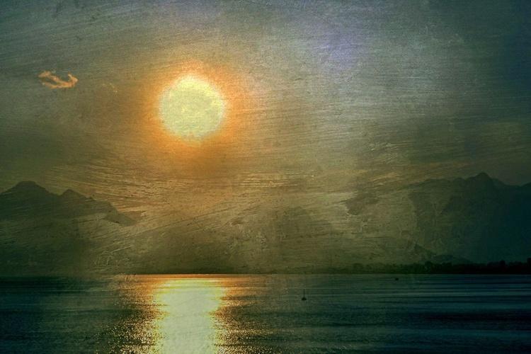 When the Sun kisses the Sea - Image 0