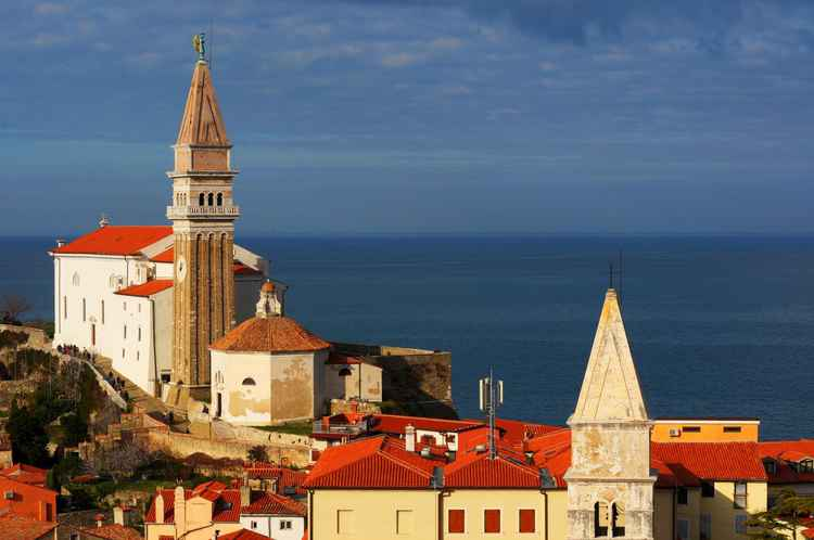 St. Georges Parish Church, Piran -