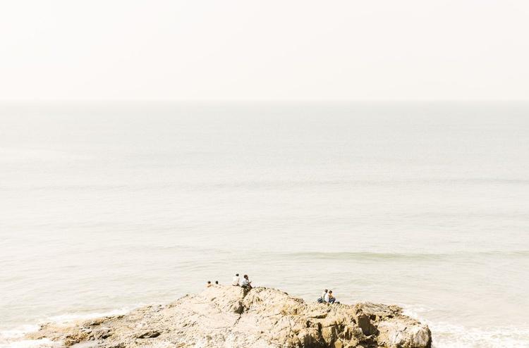 Vagator Beach in Goa, India. (59x42cm) - Image 0