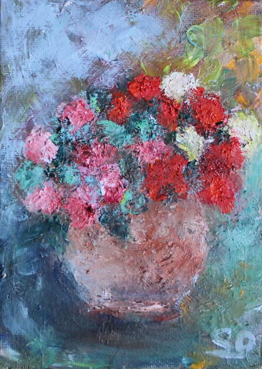 Fall  flowers - Image 0