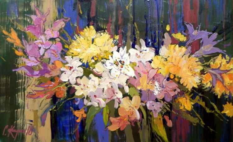 festive bouquet -