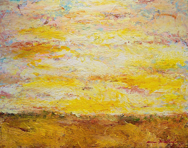 Roll Along with my Fancy 20 x 24  inches - Image 0