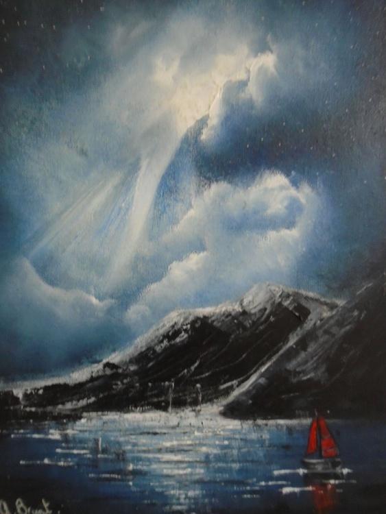 night sailing - Image 0