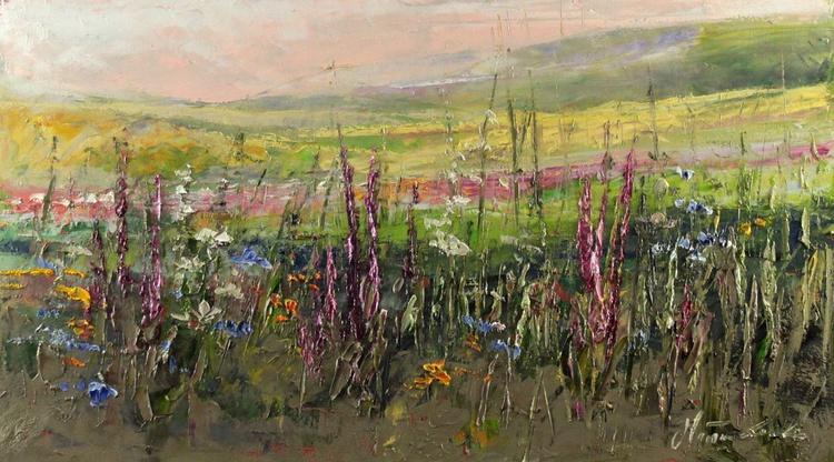 Meadow between the hills - Image 0