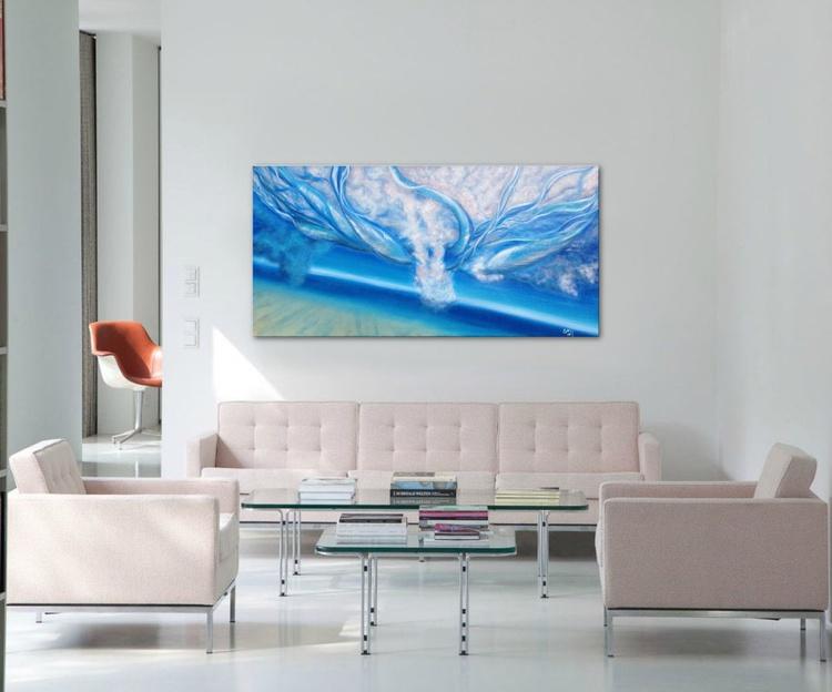 "The Breath of the Ocean IV 48х24"" - Image 0"
