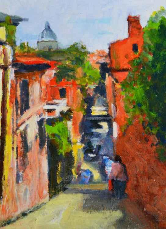 Rome street -