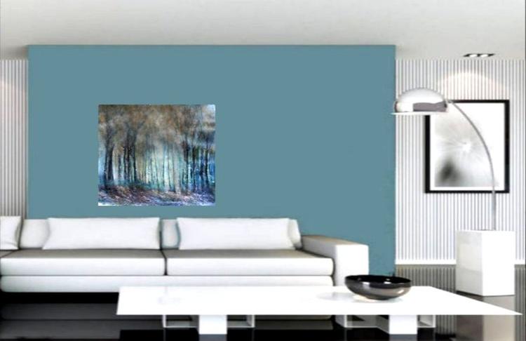 Sherwood 4~ English Impressionist Painter - Image 0