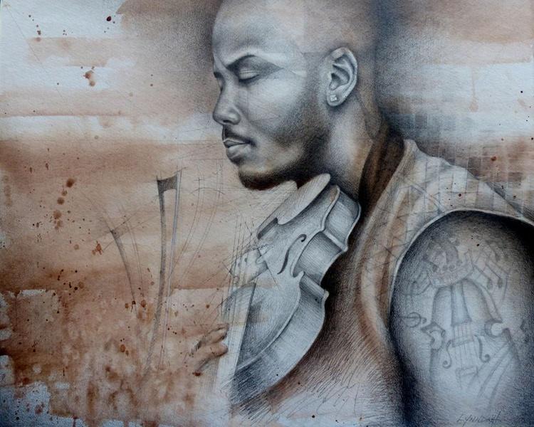 Awaken - Portrait of Damien Escobar - Image 0