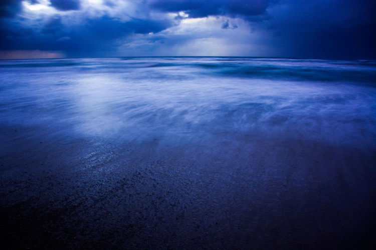"""Winter storm over Sidni Ali beach 2016 3"" - Image 0"