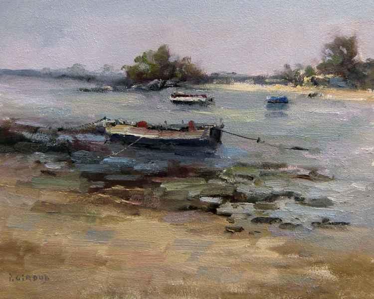 Low Tide (Finistère) -
