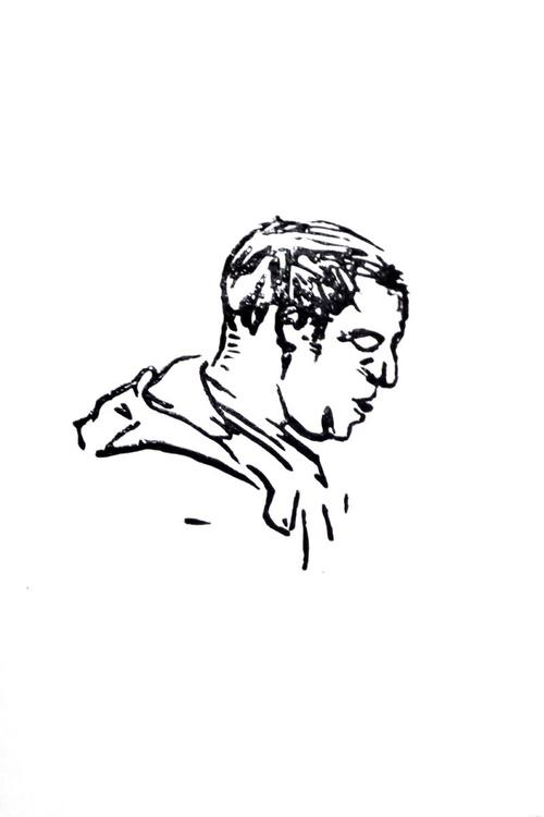 Figure on Tube XI - Image 0