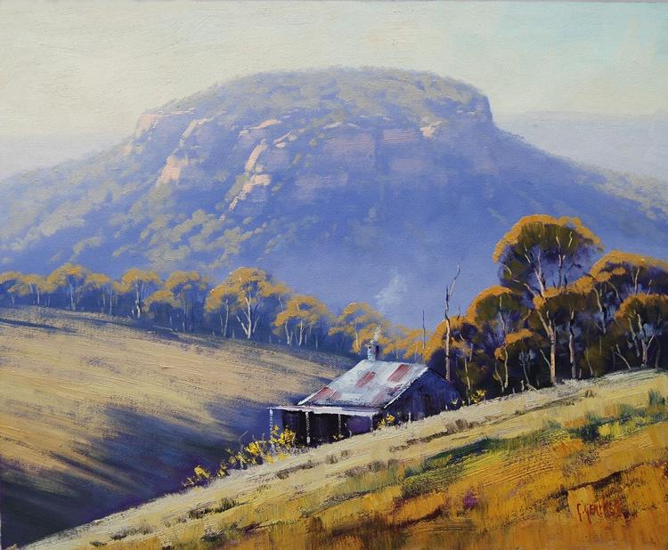 Valley Farm Landscape - Image 0