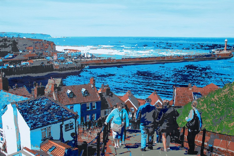 199 Steps, Whitby - Image 0