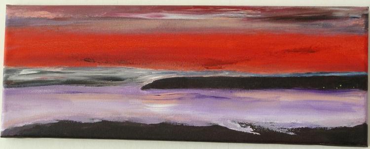 Sunset over Beachy Head - Image 0