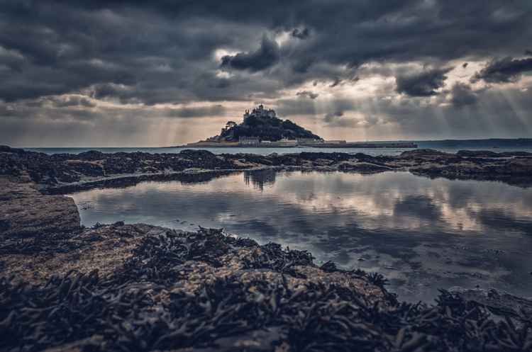 St Michaels mount -