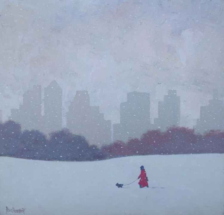 A Winters stroll