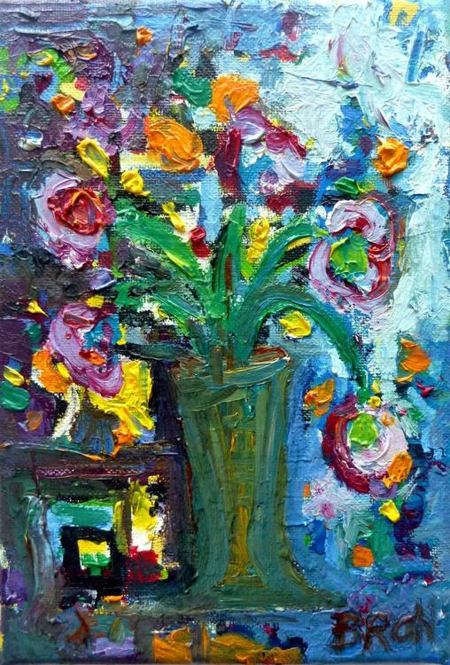 Le bouquet éclairé - Image 0
