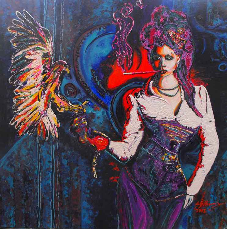 Ophelia! Bird of prey: