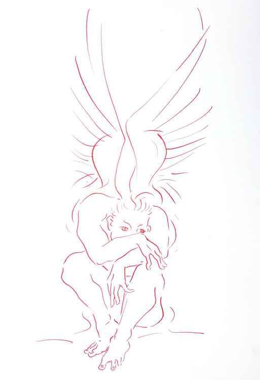 Bashful Angel (Angel62) -