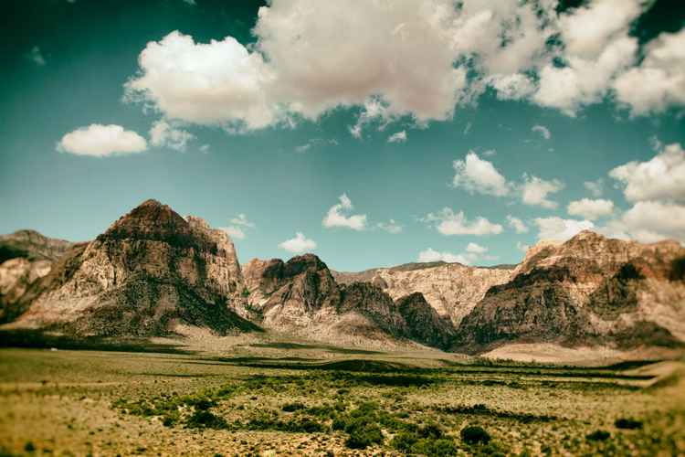 I Went To The Desert ... 3 -