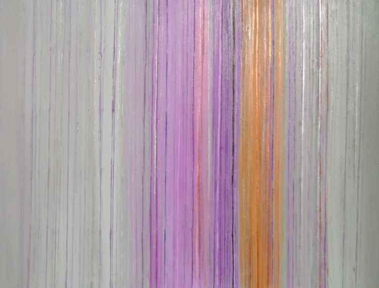 Silver, Purple, Copper -