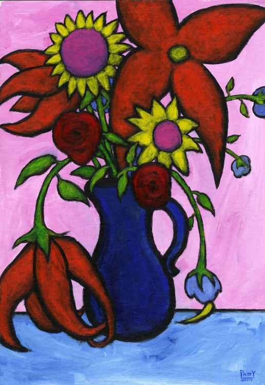 FLOWERS 8 -