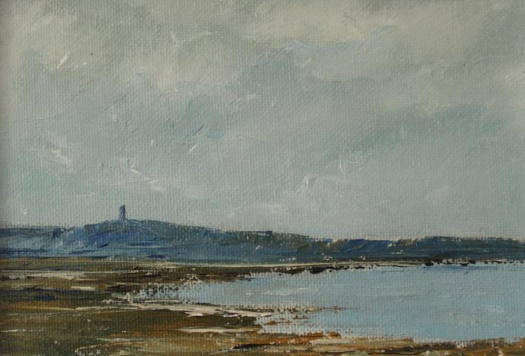Scrabo from Strangford Lough - Image 0
