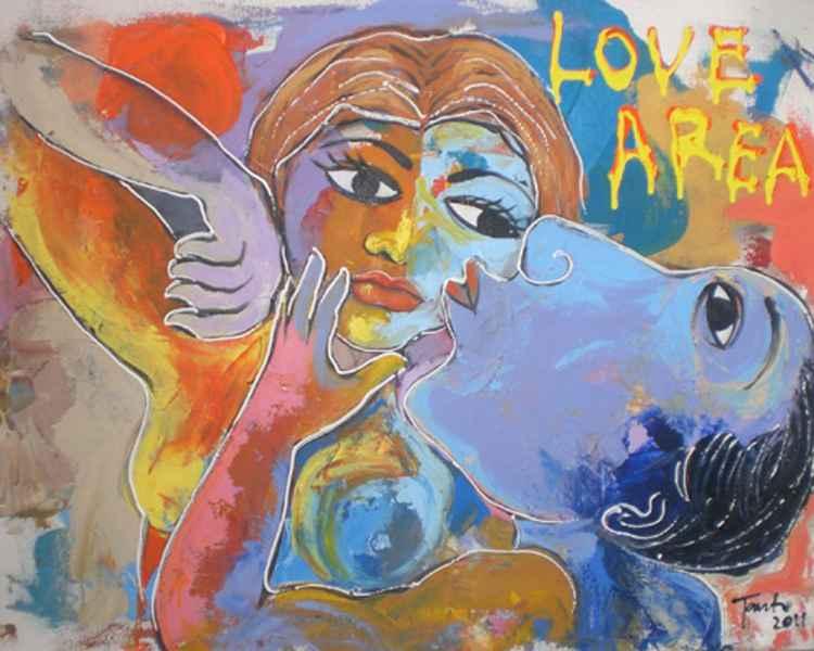 Love area -