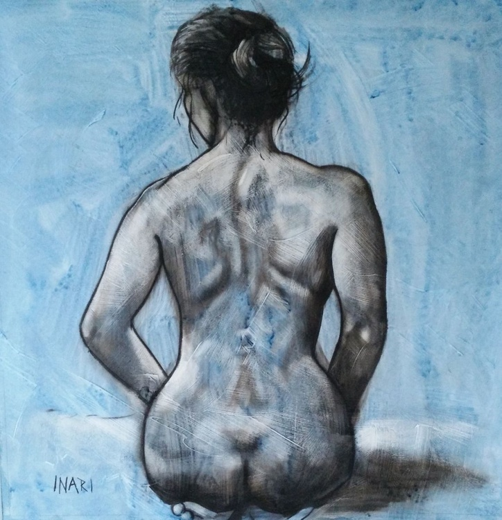 Blue Back - Image 0