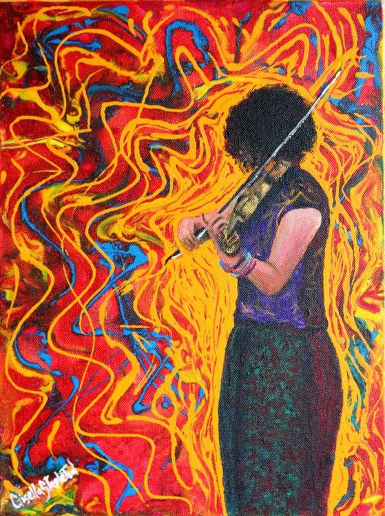 Street music-Waves violin - Image 0