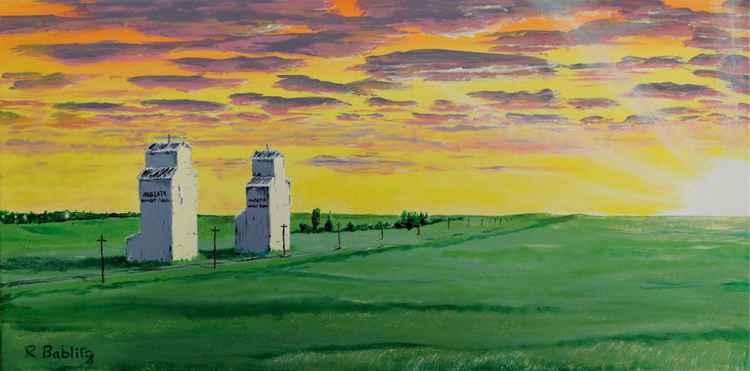 Alberta Sun Up -