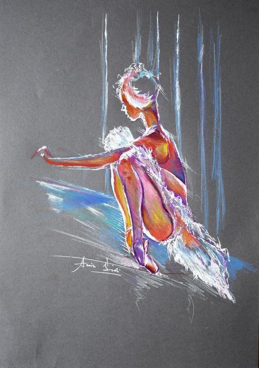 The angel / Ballerina - Image 0