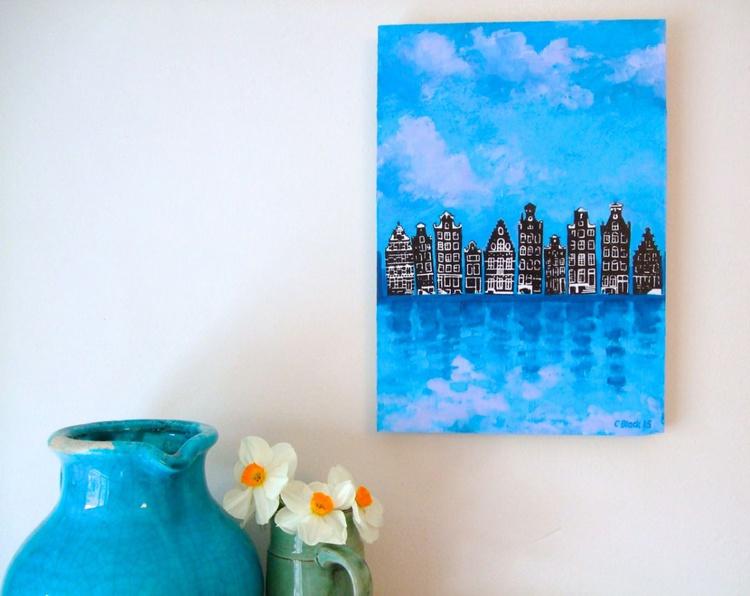 Amsterdam Sky III - Image 0