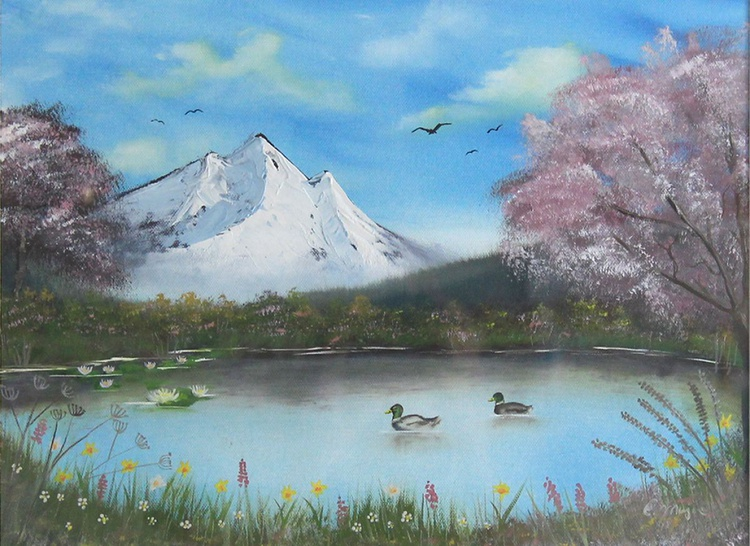 Blossom Mountain - Image 0