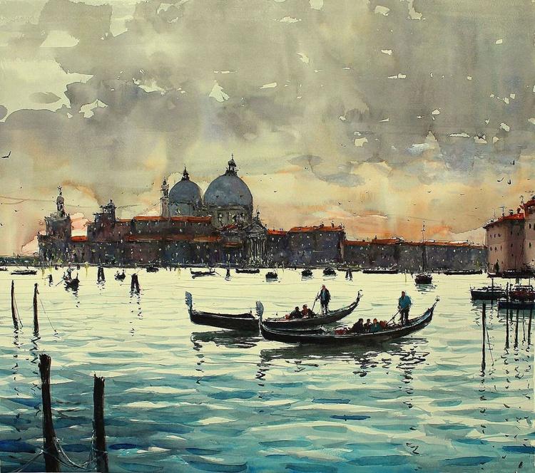 Venice by Twilight - Image 0